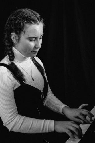 «Portraits en N&B»            Ecole de musique de Charolles